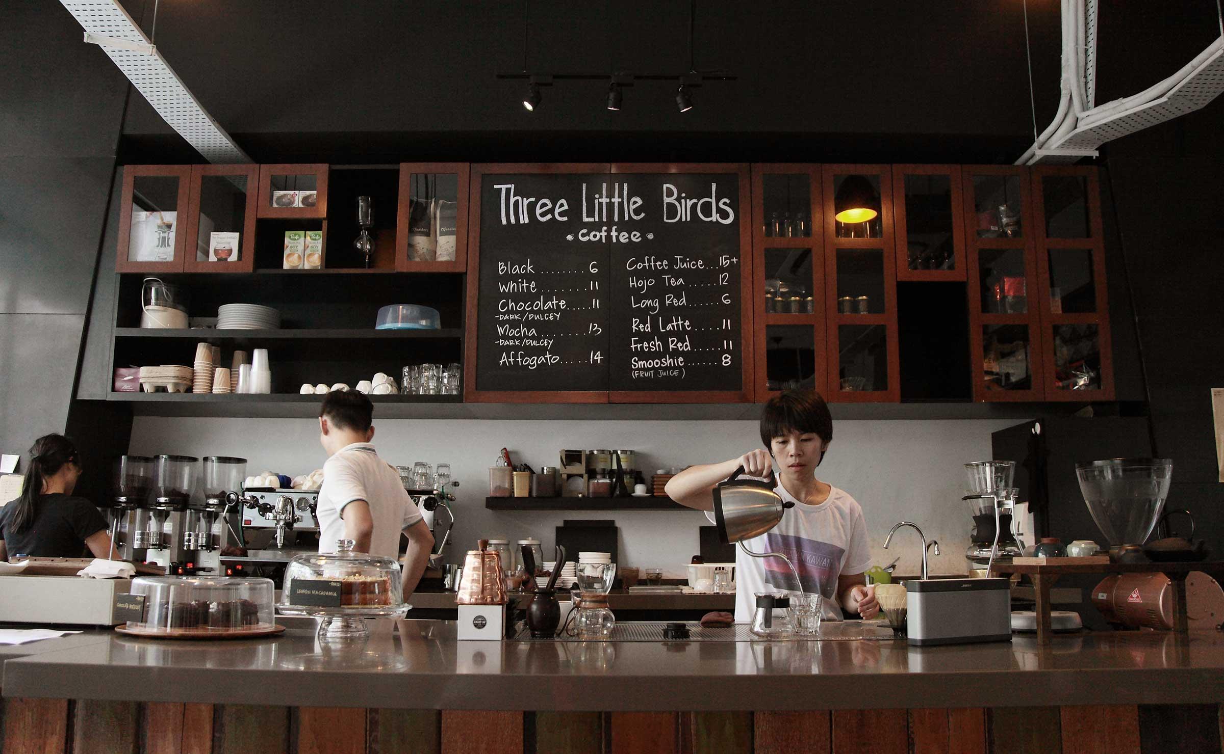 Coffee Project 咖啡大攻略