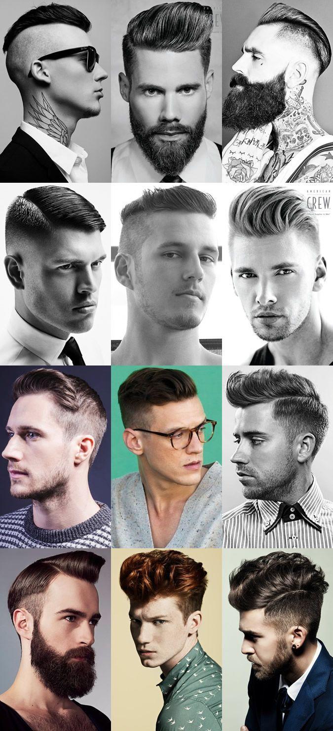 2015 男士髮型趨勢