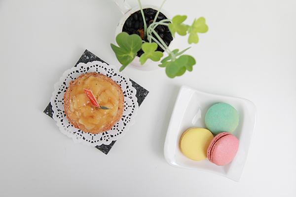飯後的甜食物語 – 夏天的咖啡吧 Ete Café