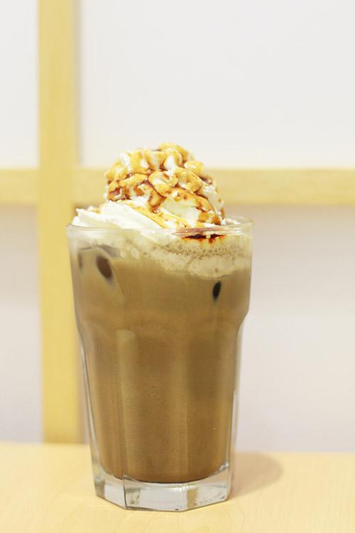Hoji Kuromitsu Latte