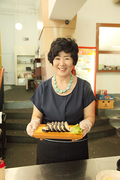 阿朱媽的韓國食堂 Sa Rang Chae
