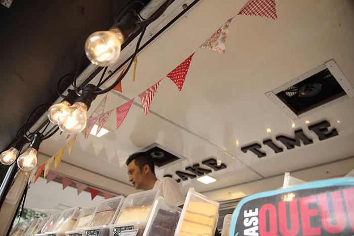 穿梭在城市街角的流動餐車 – 台日式的蛋糕時光